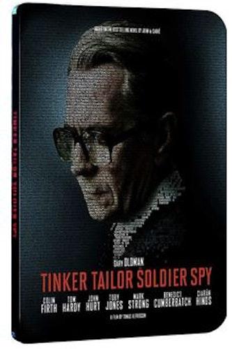 Tinker Tailor Soldier Spy: Steelbook (Blu-ray) (Import)