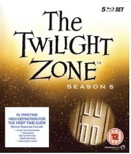 Twilight Zone (1963) - Season 5 (Blu-ray) (5-disc) (Import)