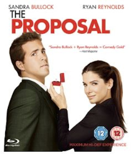 The Proposal (Blu-ray) (Import Sv.Text)