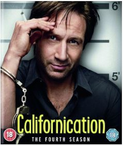 Californication - Säsong 4 (Blu-ray) import