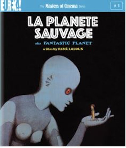 La Planete Sauvage (Blu-ray + DVD) (Import)
