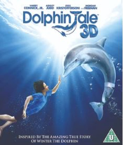 Dolphin Tale 3D Blu-Ray (import)