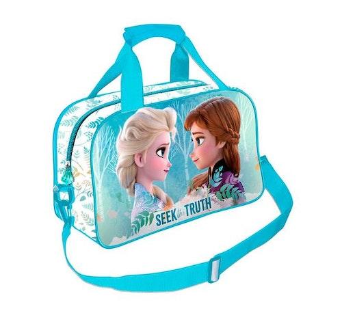 Sportbag Disneys Frost 2 Anna och Elsa