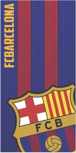 FC Barcelona mikrofiber badlakan