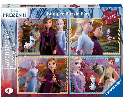 Pussel Disneys Frost 2 4x48 bitar