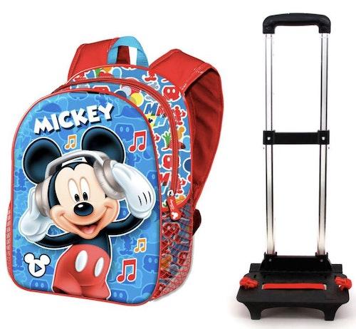 Disney Musse Pigg rullväska 48cm