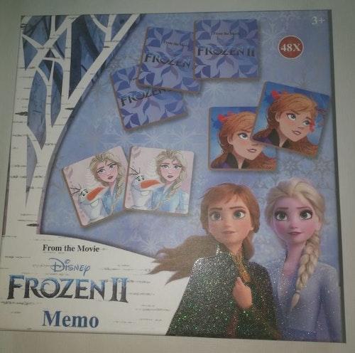 Memory Frost 2 - Utgående