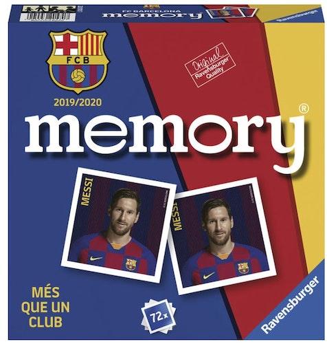 FC Barcelona memory spel
