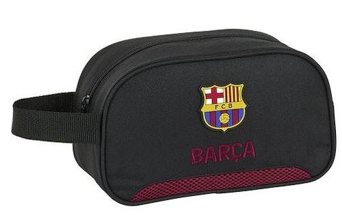 F.C. Barcelona liten väska
