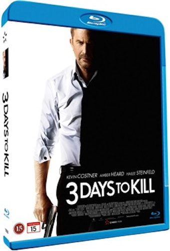 3 days to kill bluray