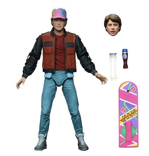 NECA Back to the Future II Ultimate Martin McFly articulated figure 18cm