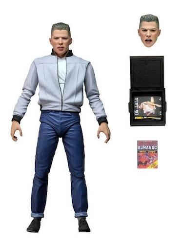 Back to the Future Ultimate Biff Tannen figure 18cm