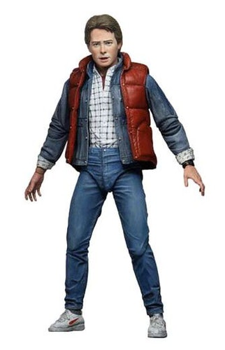 NECA Back to the Future Ultimate Martin McFly figure 18cm