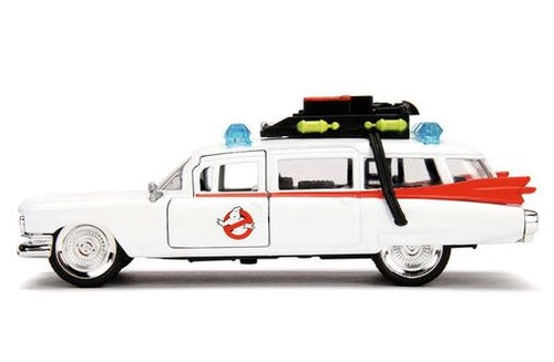 Ghostbusters ECTO-1 metal car