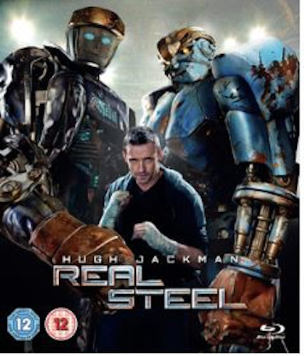 Real Steel (Blu-ray) (Import)