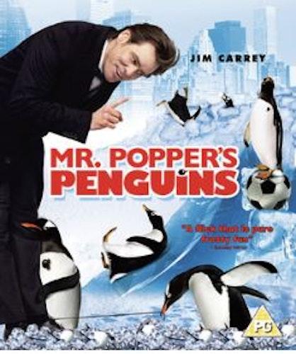 Poppers Pingviner (Blu-ray)