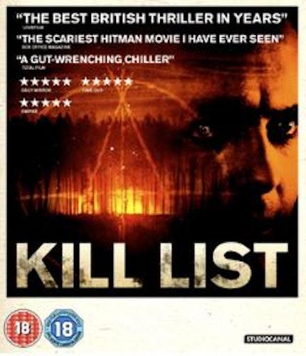 Kill List (Blu-ray) (Import)