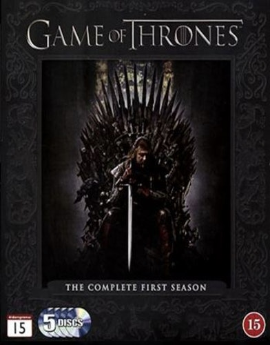 Game of Thrones - Säsong 1 bluray