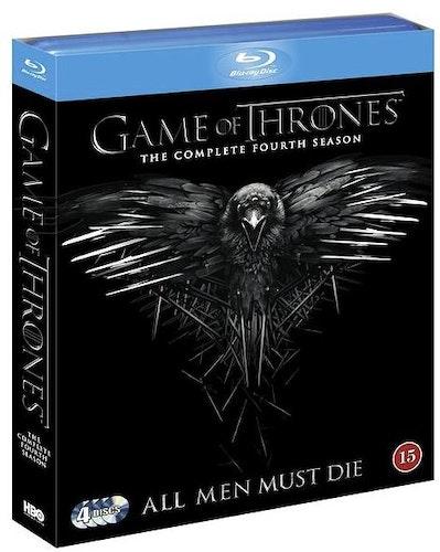 Game of Thrones - Säsong 4 bluray