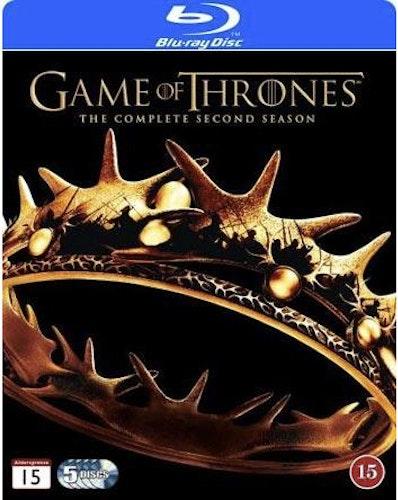 Game of Thrones - Säsong 2 bluray