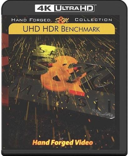 Spears & Munsil 4K UHD HDR Bildkalibrering