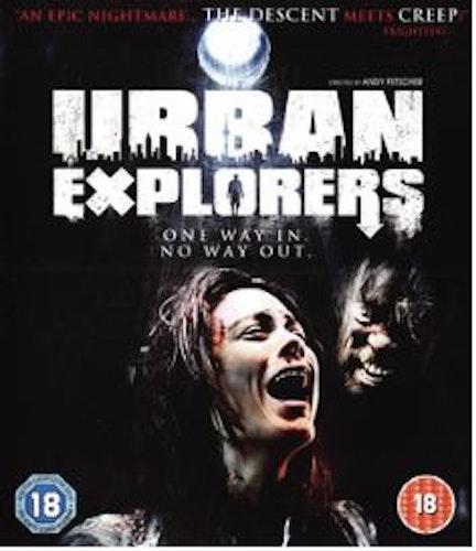 Urban Explorers Blu-Ray (import)