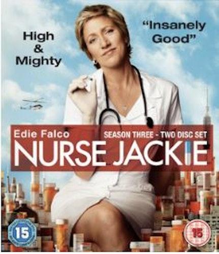 Nurse Jackie Season 3 Blu-Ray (import)