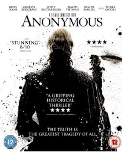 Anonymous (Blu-ray) (Import)