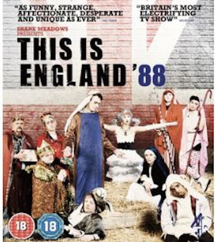 This is England '88 (Blu-ray) (Import)