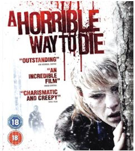 A Horrible Way To Die Blu-Ray (import)