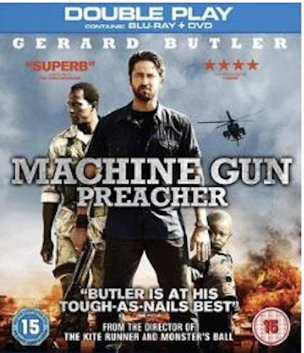 Machine Gun Preacher (Blu-ray+DVD) (Import)