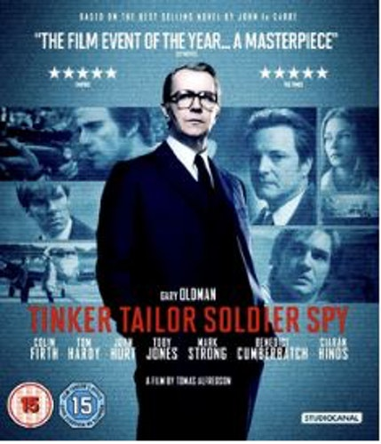 Tinker Tailor Soldier Spy (Blu-ray) (Import)