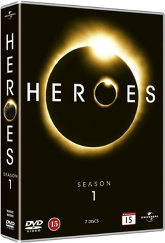 Heroes - Säsong 1 DVD