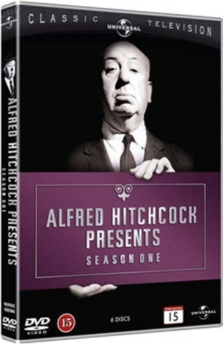 Alfred Hitchcock Presents - Säsong 1 DVD