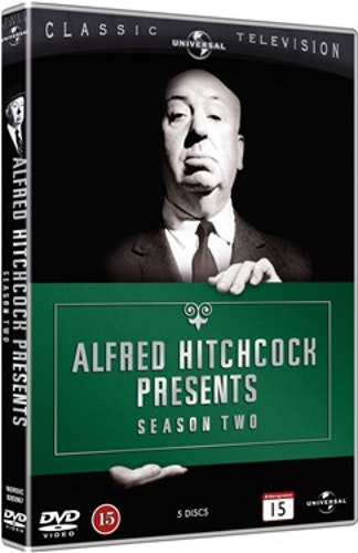 Alfred Hitchcock Presents - Säsong 2 DVD