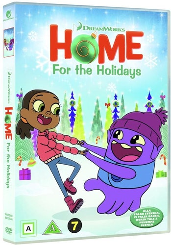 Home - For The Holidays DVD