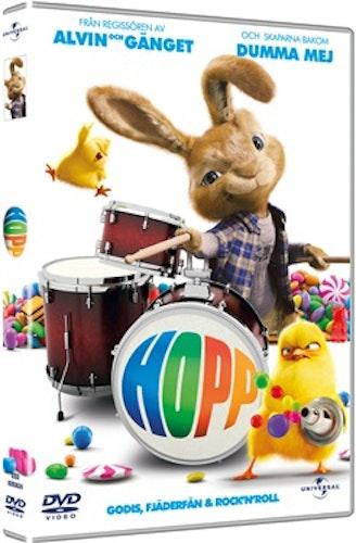 Hopp DVD