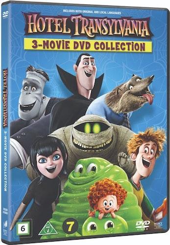 Hotell Transylvanien 1-3 Box DVD