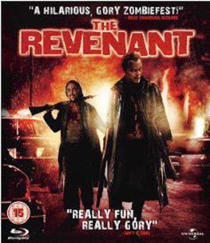 The Revenant (Blu-ray) (Import)