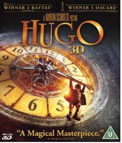 Hugo (Blu-ray 3D + Blu-ray) import