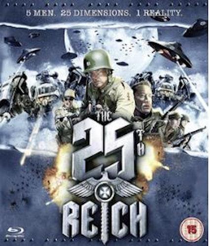 25th Reich Blu-Ray (import)
