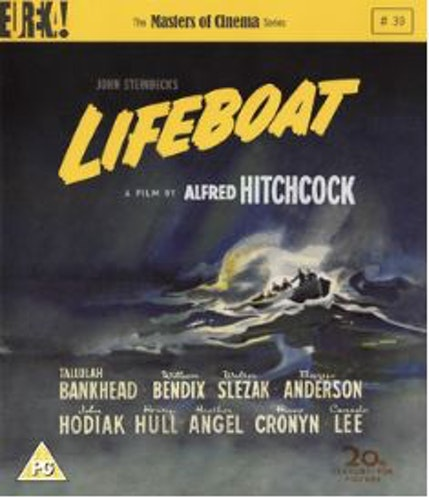 Lifeboat (Blu-ray + DVD) (Import) från 1944