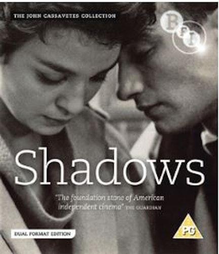 Shadows (Blu-ray + DVD) (Import) från 1959