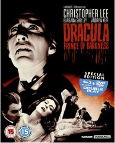 Dracula - Prince of darkness (Blu-ray + DVD) (Import) från 1965