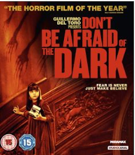 Don't Be Afraid of the Dark (Blu-ray) (Import)