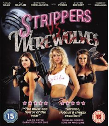 Strippers vs Werewolves (Blu-ray) (Import)