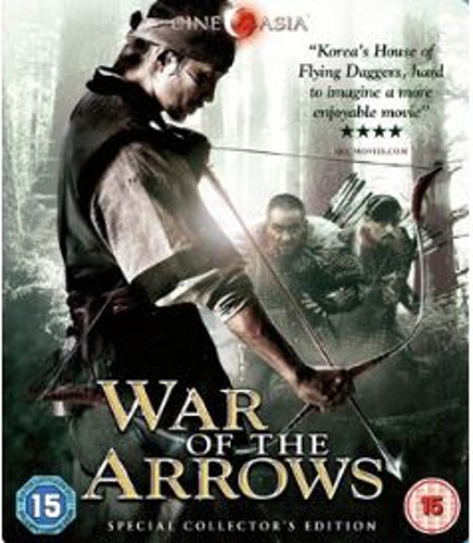 War Of The Arrows Blu-Ray (import)