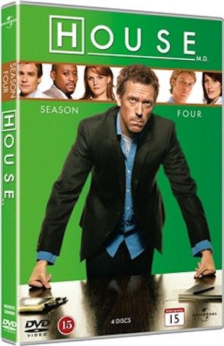 House - Säsong 4 DVD