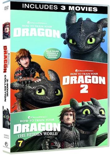 Draktränaren 1-3 DVD