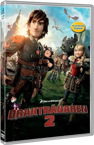 Draktränaren 2 DVD